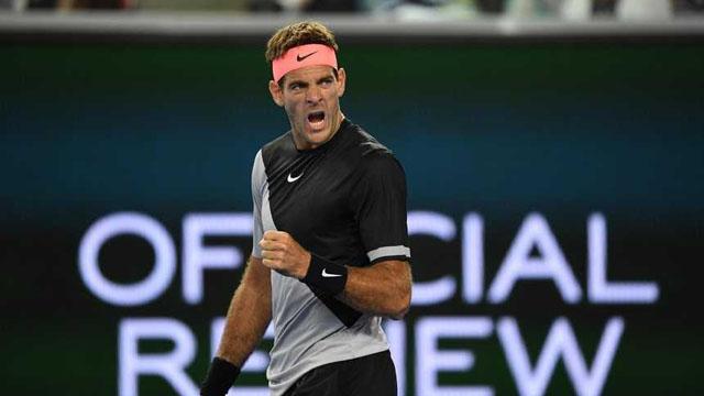 El tenista argentino venció en tres sets a Frances Tiafoe.