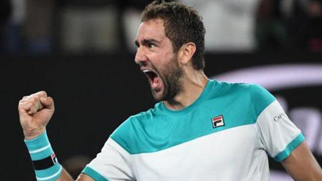 El croata va por el segundo título en un grand Slam de su carrera.