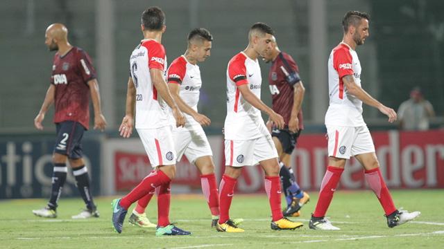 Se suspendió San Lorenzo-Atlético Tucumán.