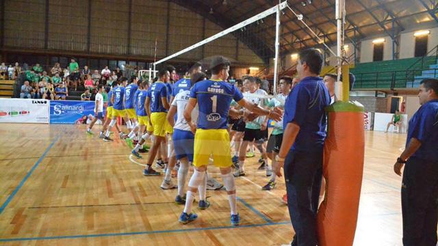 La Bomba quedó tercero en la Zona C y jugará en cancha de San Lorenzo.