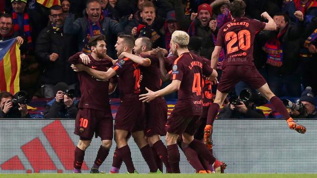 Messi rompió su maldición ante Chelsea y le convirtió por primera vez.