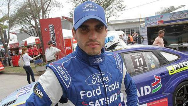 Franco Riva se suma al equipo Sportteam del STC2000.