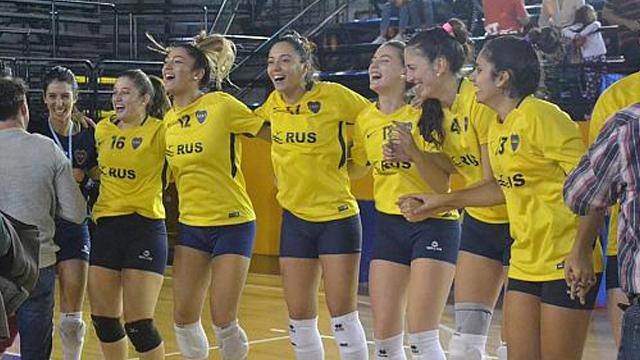 Las Guerreras gritaron campeonas y le dieron a Boca su quinto título.