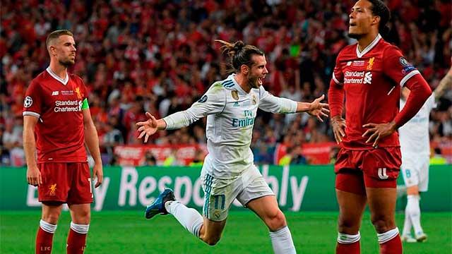 Real Madrid le ganó al Liverpool y gritó campeón.
