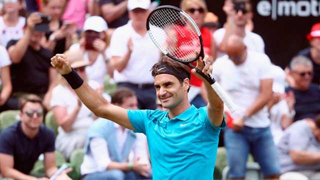 Roger Federer cumplirá 39 años el próximo 8 de agosto.