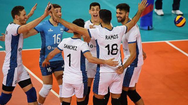 Argentina barrió en sets corridos al último campeón olímpico en Australia.