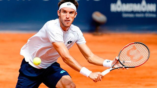 El argentino juega la final del ATP de Hamburgo.