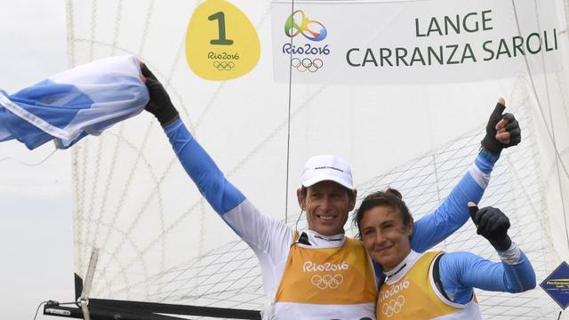 El binomio argentino defenderá el título olímpico en los juegos de Tokio 2020.