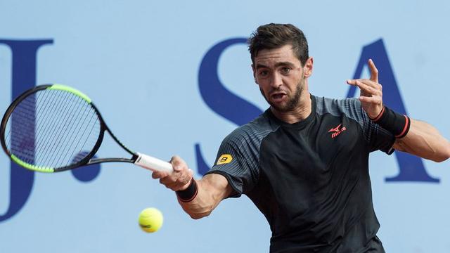 Andreozzi avanzó en Indian Wells al superar al bielorruso Ilya Ivashka.