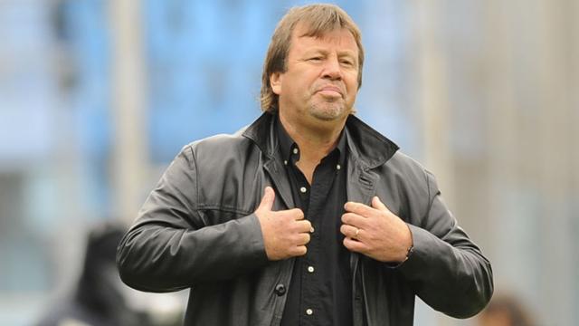 El Ruso Zielinski tendría su primera experiencia como DT fuera del país.