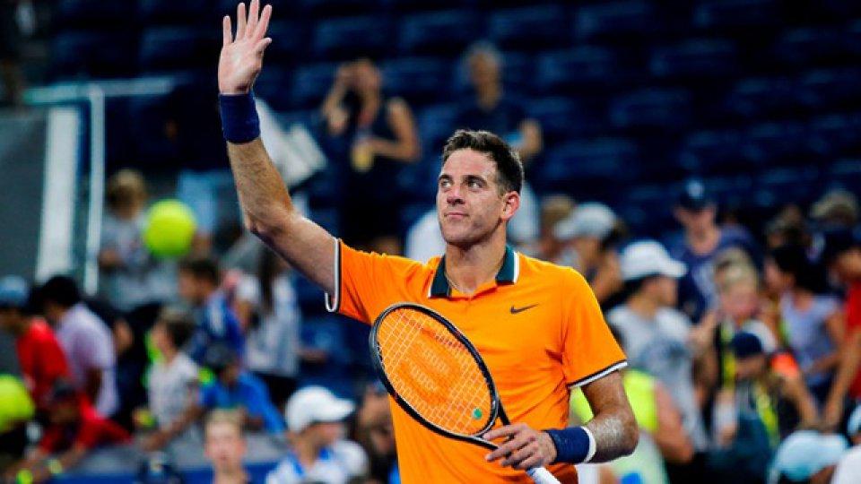 En casi dos horas, Delpo barrió al estadounidense Kudla en el US Open.