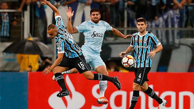 Gremio le puso fin a la ilusión de Atlético Tucumán.