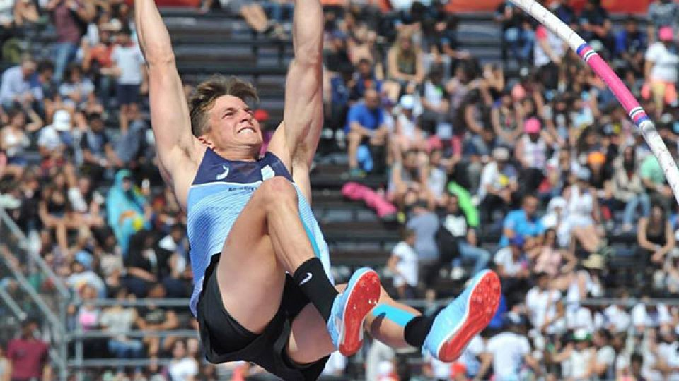 Pablo Zaffaroni cerró su participación en los Juegos Olímpicos de la Juventud.