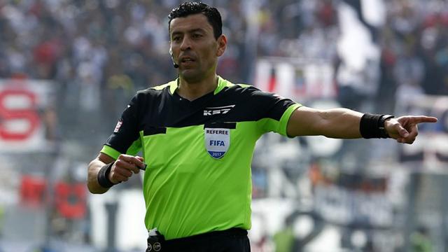 El chileno Tobar dirigirá Fluminense y River, por el grupo D.