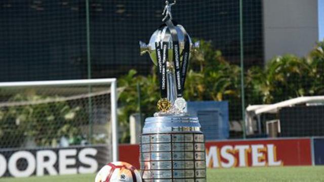 La Copa Libertadores se encuentra disputándose la fase de grupos.
