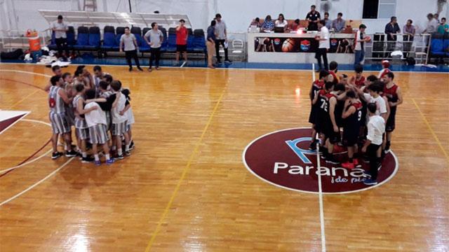 Olimpia cayó como local ante Central Entrerriano. (Foto: Poste Alto)