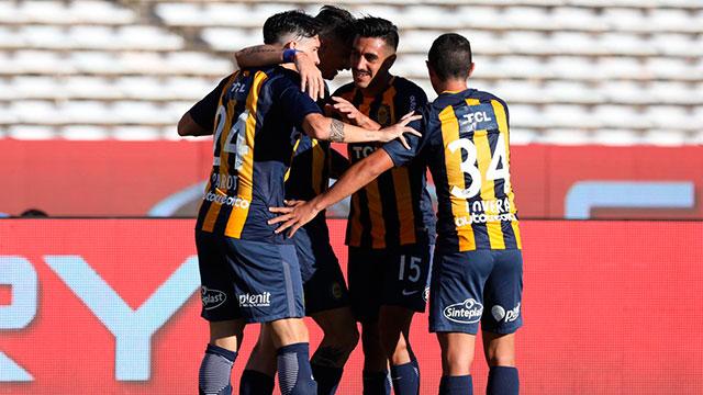 Rosario Central ganó por penales y es finalista de la Copa Argentina.