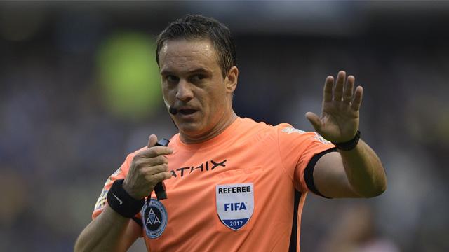 Patricio Loustau fue designado para dirigir el Superclásico por Copa Argentina