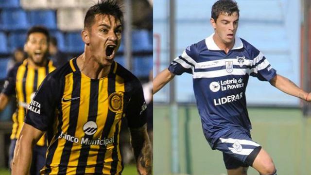 Central y Gimnasia tendrán entre sus titulares a futbolistas entrerrianos.