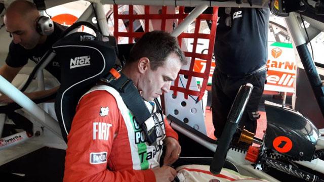 Werner manejará un Fiat Tipo en el TN.