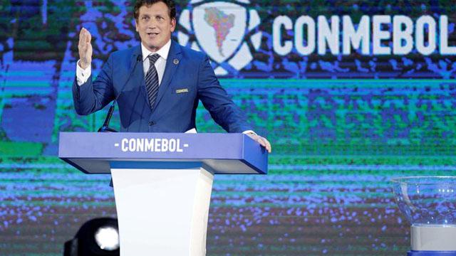 """""""debe haber libre tránsito entre todos los países"""", dijo Domínguez."""