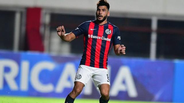 Descartada la chance de Colón, el Keko Gudiño podría arribar a Belgrano.