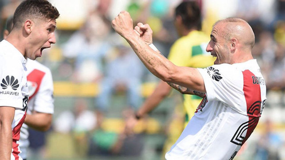River vuelve a jugar por la Superliga y recibe a Defensa y Justicia.