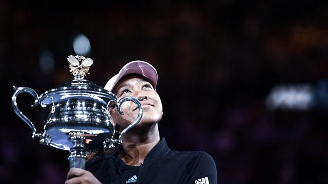 Osaka logró el US Open en 2018 y el Abierto de Australia en 2019.