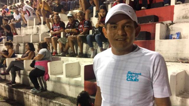 El Pulga Rodríguez en Patronato y Atlético Tucumán.