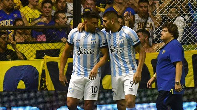 Boca cayó con Atlético Tucumán y se despidió de la lucha por el título.
