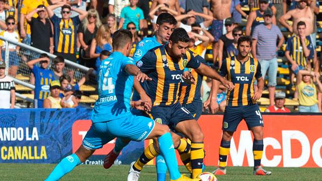 Central y Belgrano aburrieron en Arroyito.