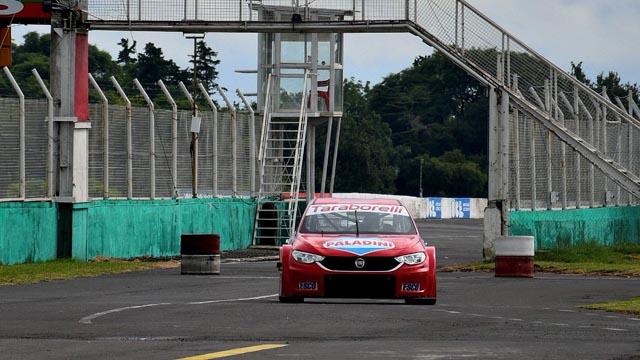 El paranaense Werner será local en el Autódromo entrerriano.