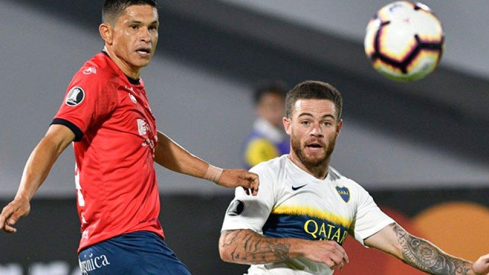 Boca empató sin goles en Bolivia en su debut en la Copa Libertadores.