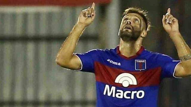 El colonense fue uno de los mejores hombres en el equipo de Pipo Gorosito.