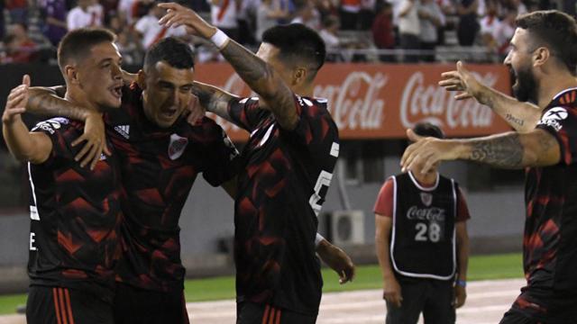 El Millonario ganó y alcanzó los ocho partidos sin conocer la derrota.