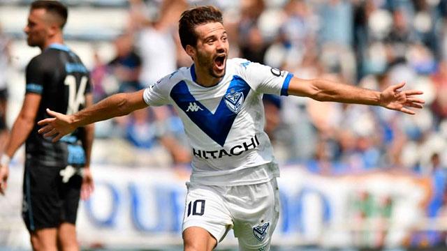 Vélez derrotó a Atlético Tucumán y se ilusiona con llegar a la Libertadores.