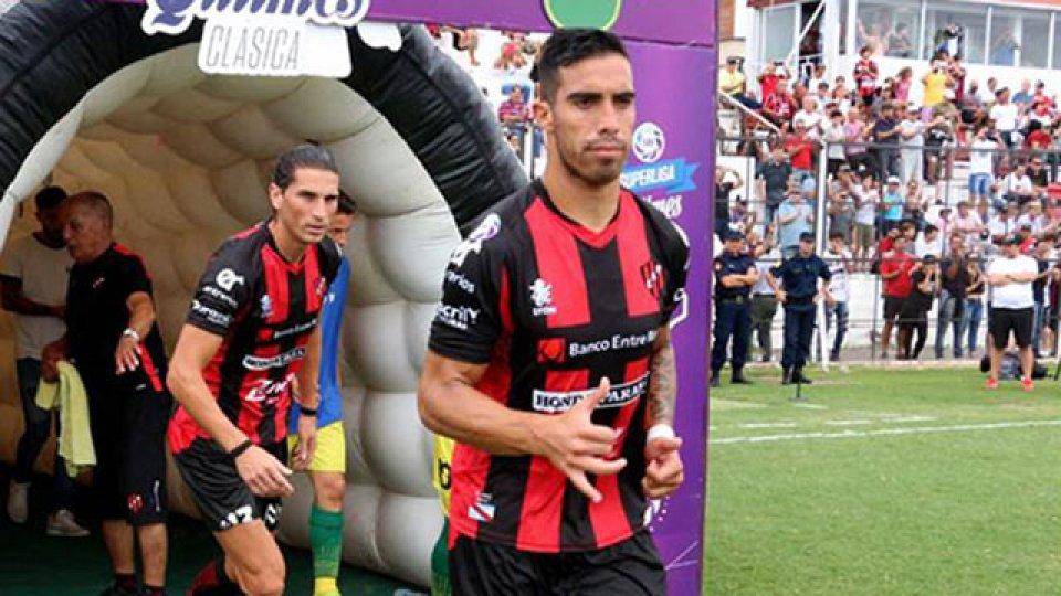 Gabriel Ávalos cumplió el aislamiento y ya está en su domicilio en Paraguay.