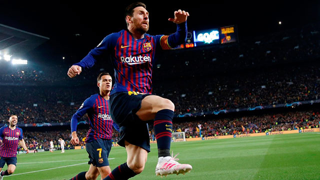 El Blaugrana tendrá la presencia de Messi.