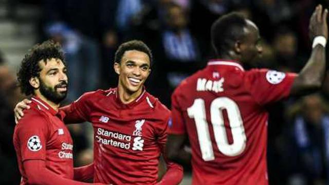 Para los Reds la clasificación a la Semi de la Champions fue un trámite.