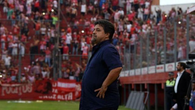 """""""Es el peor gremio del fútbol argentino"""", sostuvo Caruso Lombardi."""