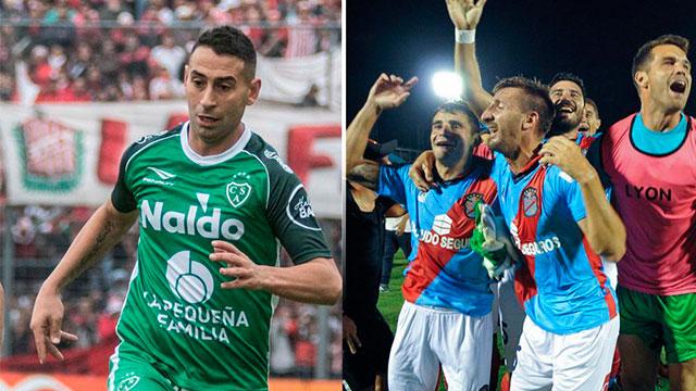 Sarmiento de Junín y Arsenal definen el ascenso a la Superliga.