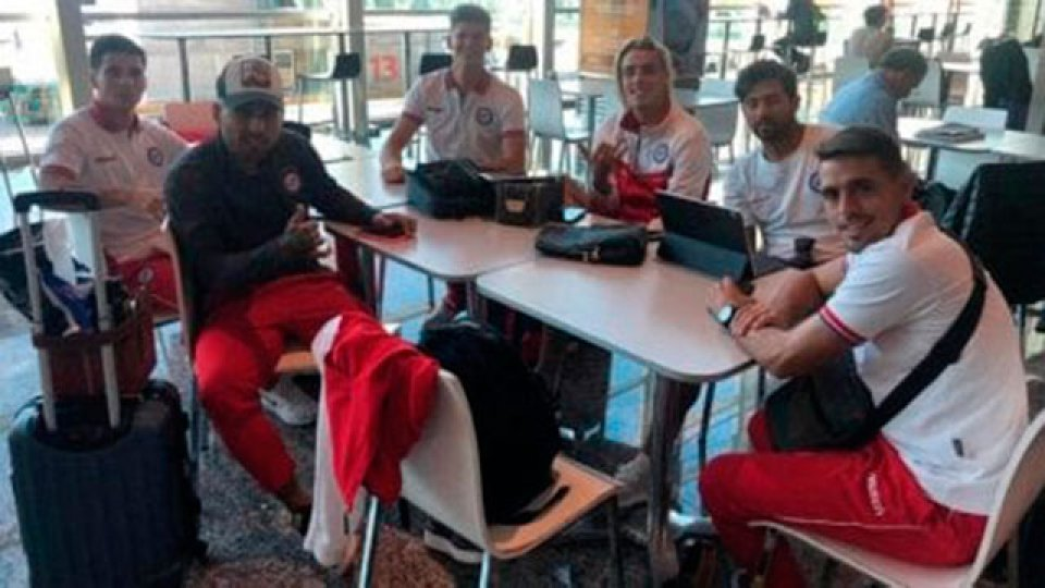 Argentinos Juniors regresa al país.