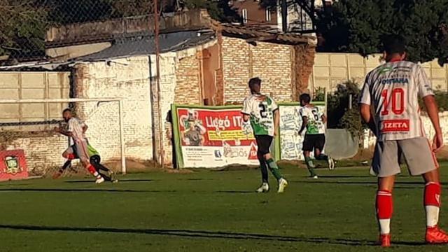 Paraná ganó 4-1 a Ministerio en el Mutio. (Prensa Paraná)