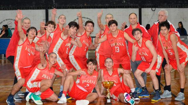 Paraná retuvo el título en Santa Elena.