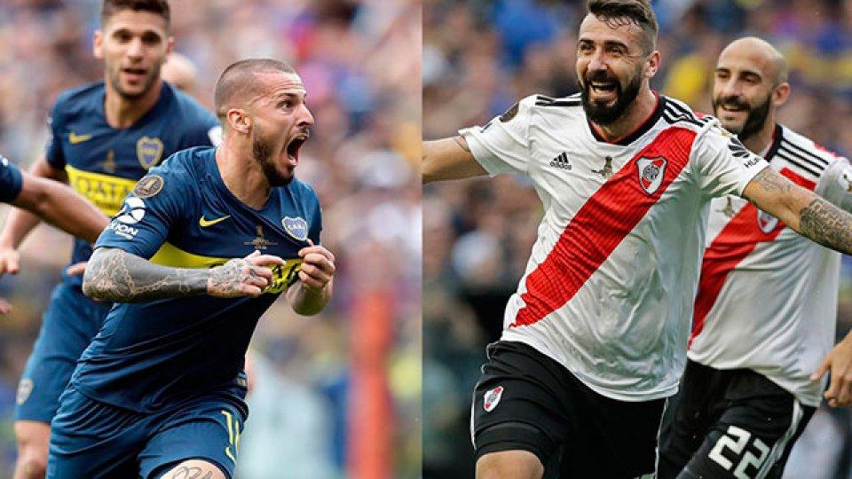 Boca y River podrían enfrentarse en las semifinales.