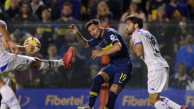 Mauro Zárate llegó a un acuerdo con la dirigencia y se queda en Boca.