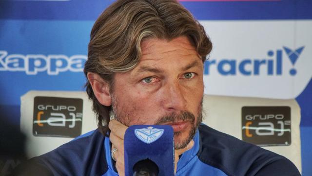 """""""Quiero que Maradona sea feliz y disfrute el fútbol"""", expresó el Gringo."""