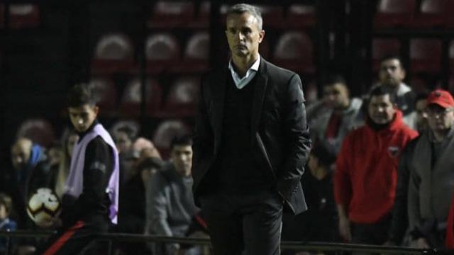 """""""El equipo entendió de la forma que había que jugarlo"""", señaló Lavallén."""