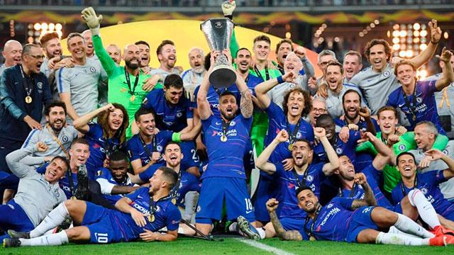 Chelsea, con el entrerriano Caballero, se consagró campeón.