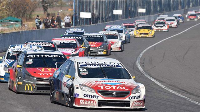 El autódromo de Paraná recibirá por primera vez al Súper TC2000.